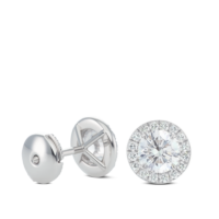Earrings-Kate-diamond-pave-halo-platinum-steven-kirsch-01