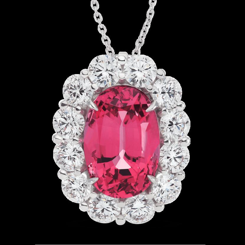 Necklace-Mia-diamond-cluster-necklace-platinum-steven-kirsch-01