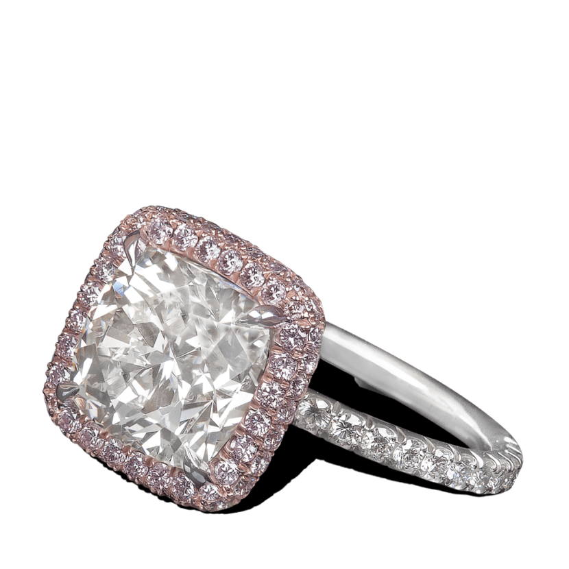 ring-anastasia-multirow-halo-pink-diamonds-curved-stems-pave-platinum-steven-kirsch-2