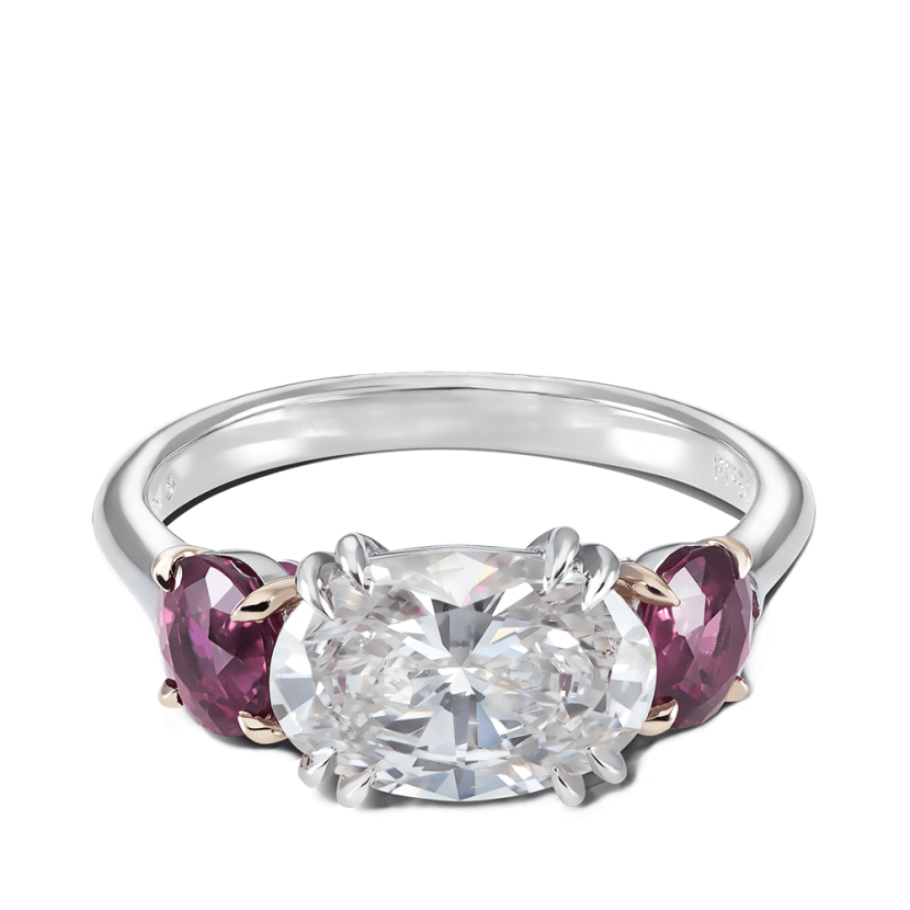 ring-trio-east-west-diamonds-ruby-platinum-gold-steven-kirsch-2.png