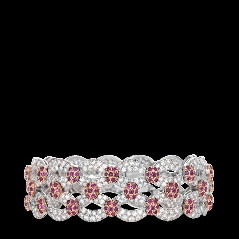 bracelet-diamond-ruby-cuff-platinum-steven-kirsch-1.png