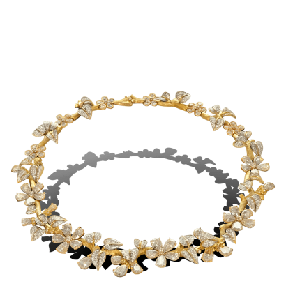 necklace-flora-flower-diamonds-pave-gold-steven-kirsch-1