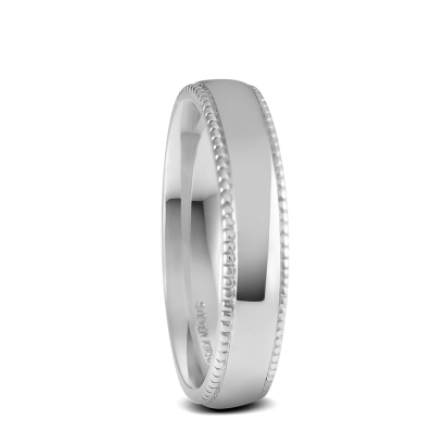 Custom Mens Wedding Bands In NYC