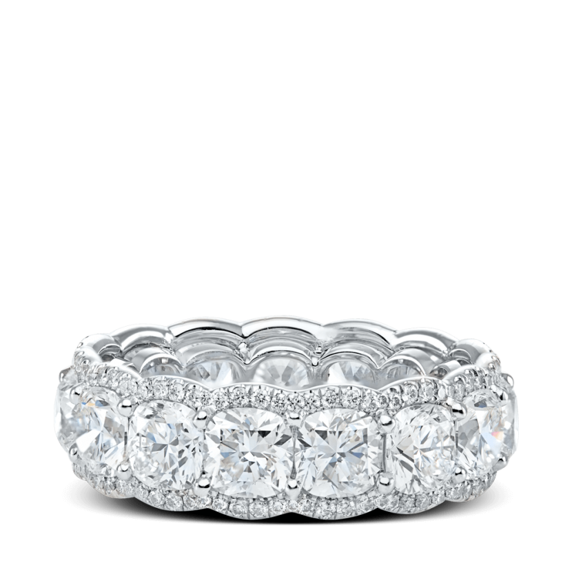 ring-opulence-cushion-diamond-halo-eternity-wedding-band-platinum-steven-kirsch-2.png