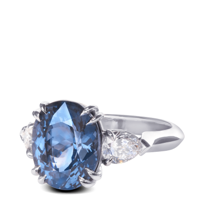 ring-trio-sapphire-oval-diamonds-pear-platinum-three-stone-steven-kirsch-1