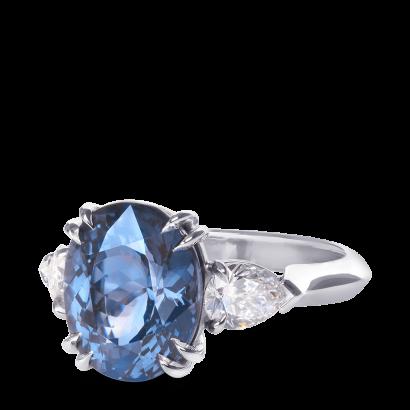 ring-trio-sapphire-oval-diamonds-pear-platinum-three-stone-steven-kirsch-1
