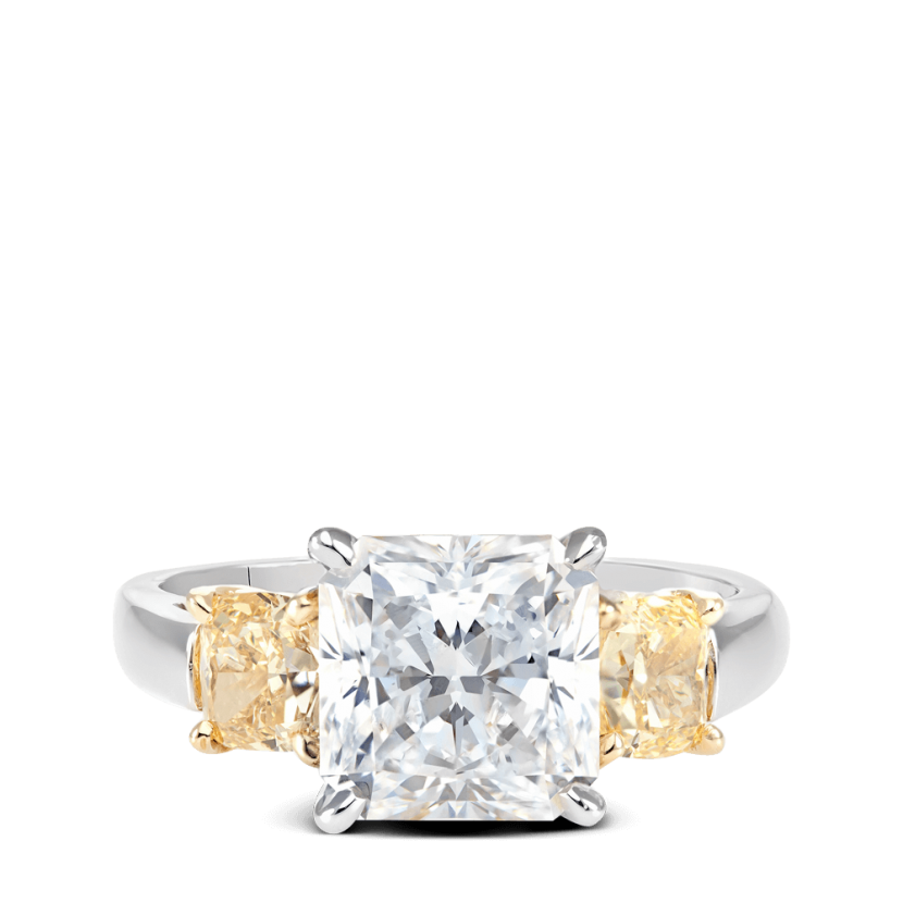 ring.lumina.asscher-diamond-cushion-diamonds-three-stone-platinum-gold-steven-kirsch-1