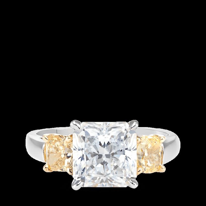 ring.lumina.asscher-diamond-cushion-diamonds-three-stone-platinum-gold-steven-kirsch-1
