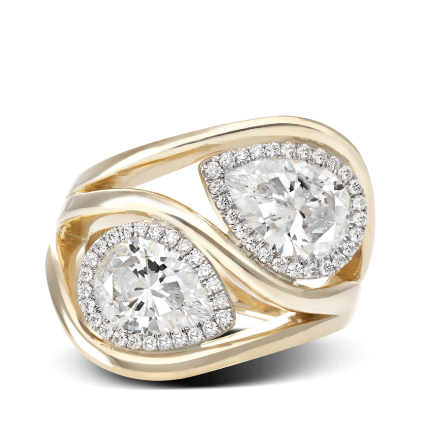 ring-Toi-et-Moi-pear-diamond-two-stone-halo-gold-platinum-steven-kirsch-3