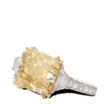 ring-allure-yellow-cushion-diamond-pave-three-stone-gold-platinum-steven-kirsch-3
