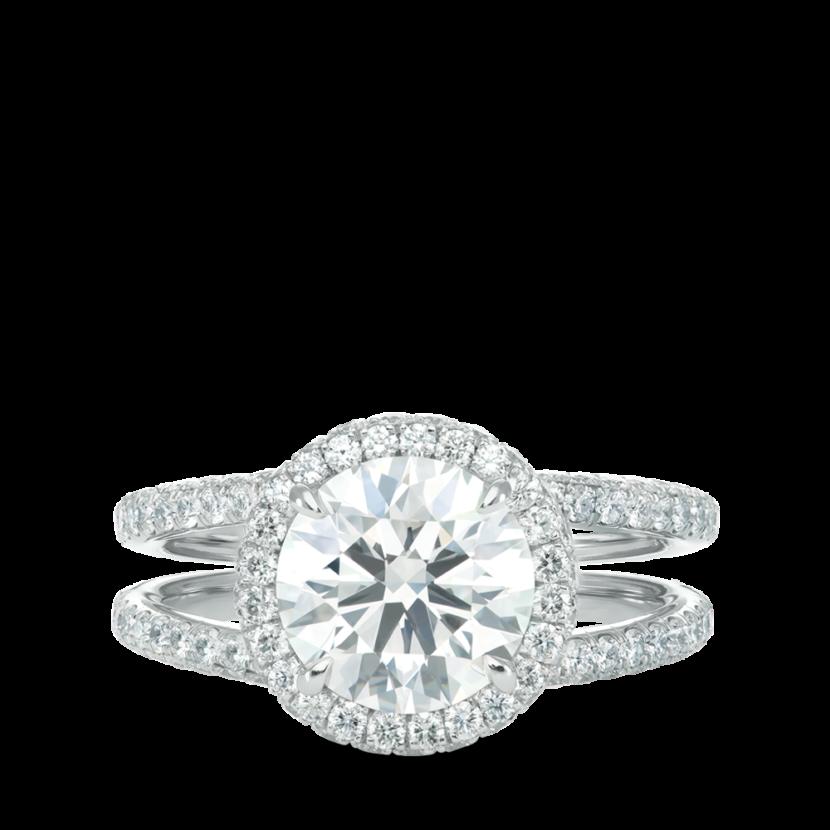 ring-sophie-round-diamond-halo-double-edge-pave-split-shank-platinum-steven-kirsch-1
