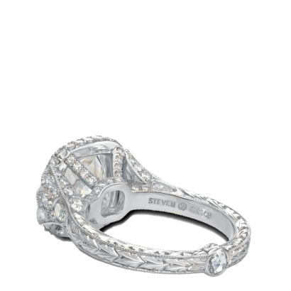 ring-true-love-halo-cushion-diamond-pave-engraving-platinum-steven-kirsch-2.png