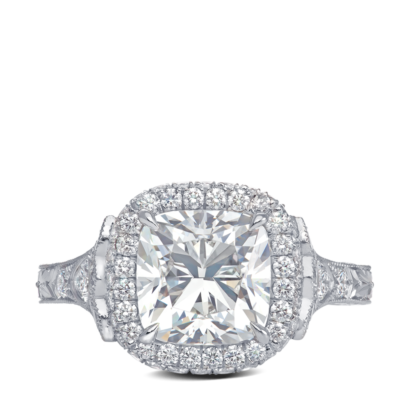 ring-true-love-halo-cushion-diamond-pave-engraving-platinum-steven-kirsch-3.png