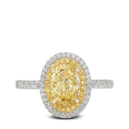 ring-lumière-yellow-diamond-halo-oval-white-diamonds-double-edge-pave-platinum-steven-kirsch-1.png