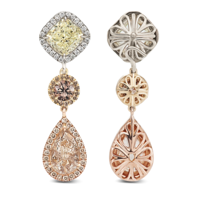earrings-arc-en-ciel-yellow-cushion-diamond-brown-diamond-champagne-pear-diamond-platinum-gold-dangle-earrings-steven-kirsch-01.png