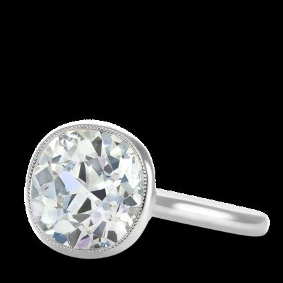 ring-gemma-antique-round-diamond-bezel-set-miligrain-platinum-steven-kirsch-02.png